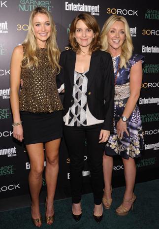 """30 Rock"" stars celebrate final season"