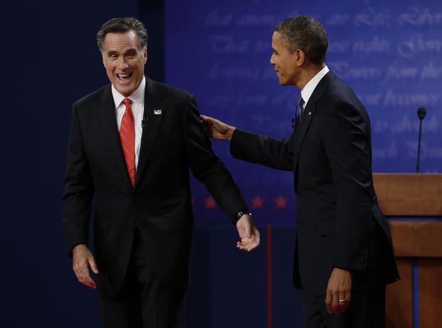 Obama, Romney face off in Colo.