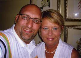 Brian and Robyn Davis
