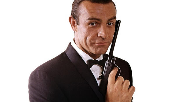 50 years of James Bond films