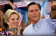 Romney focuses on foreign policy and Fla.