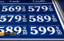 Gas prices continue to skyrocket in Calif.