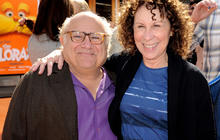Danny Devito and Rhea Perlman  call it quits