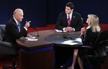 Vice presidential debate analysis
