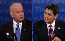 Vice presidential debate: Jobs and the economy
