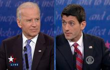 Vice presidential debate: Iran