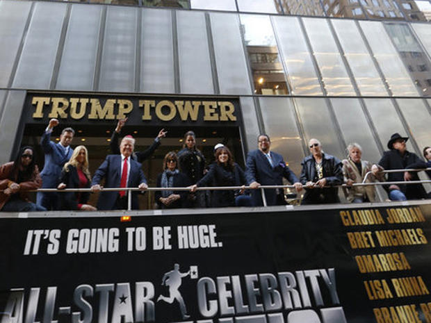 """All-Star Celebrity Apprentice"" takes New York"