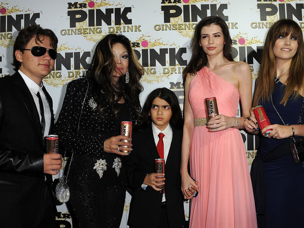 Michael Jackson's children