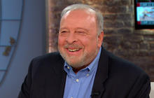 "Nelson DeMille on new thriller ""The Panther"""