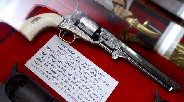 Civil War relics - Photo 1 - Pictures - CBS News