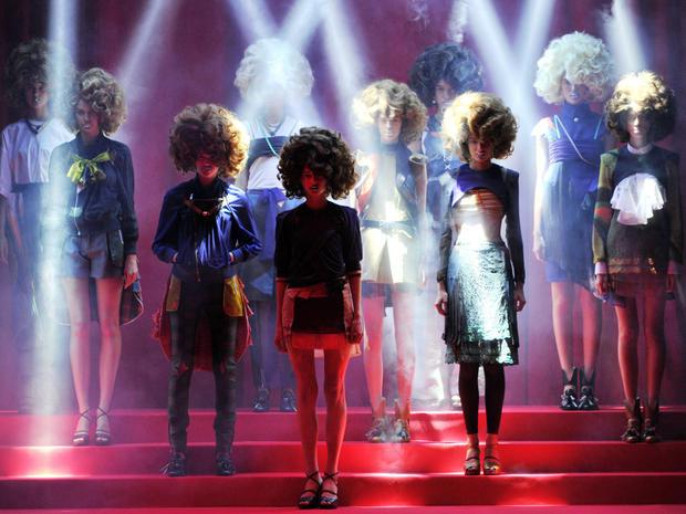 Fashion Week in Japan
