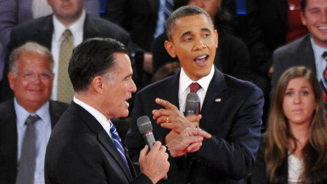 Second presidential debate: Energy policy and gas prices