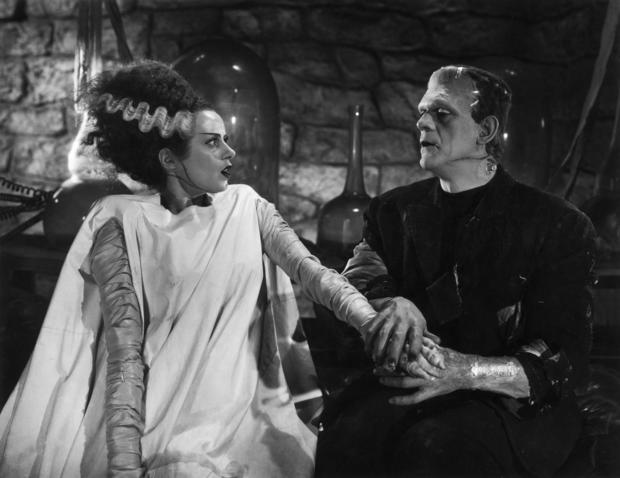 """Bride of Frankenstein"""