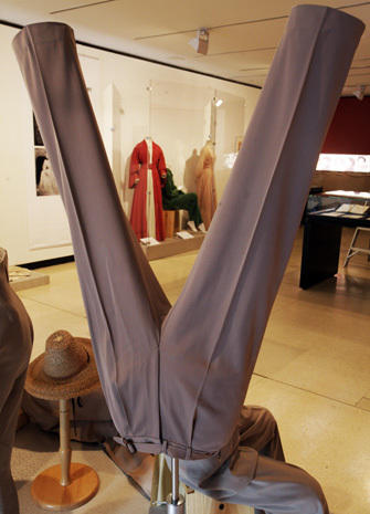 Katharine Hepburn fashion exhibit