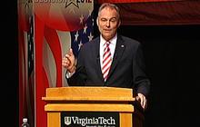 Virginia Senate debate: Partisanship