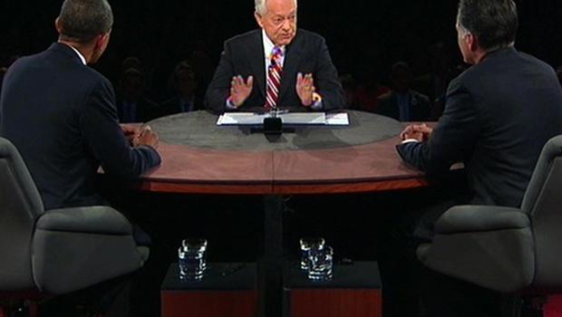Final presidential debate: Israel and Iran