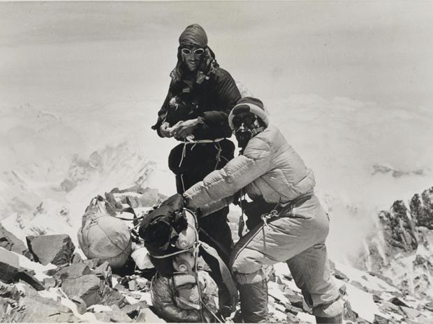 Edmund Hillary, Mount Everest, Nepal