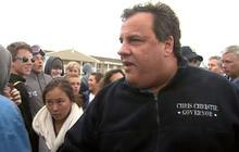 Gov. Christie tours NJ shore ravaged by Superstorm Sandy