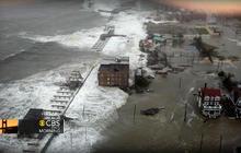 Sandy causes major damage along N.J. coast