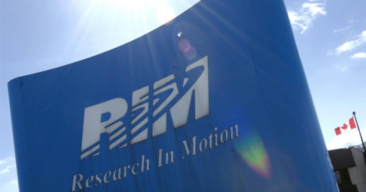 Research In Motion (RIM) Is Now Called BlackBerry