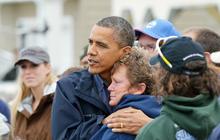 Obama, Christie tour Hurricane Sandy damage in N.J.