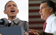 Obama, Romney back on the stump after dealing with Sandy