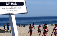 Belmar, N.J., mayor promises to restore the shore