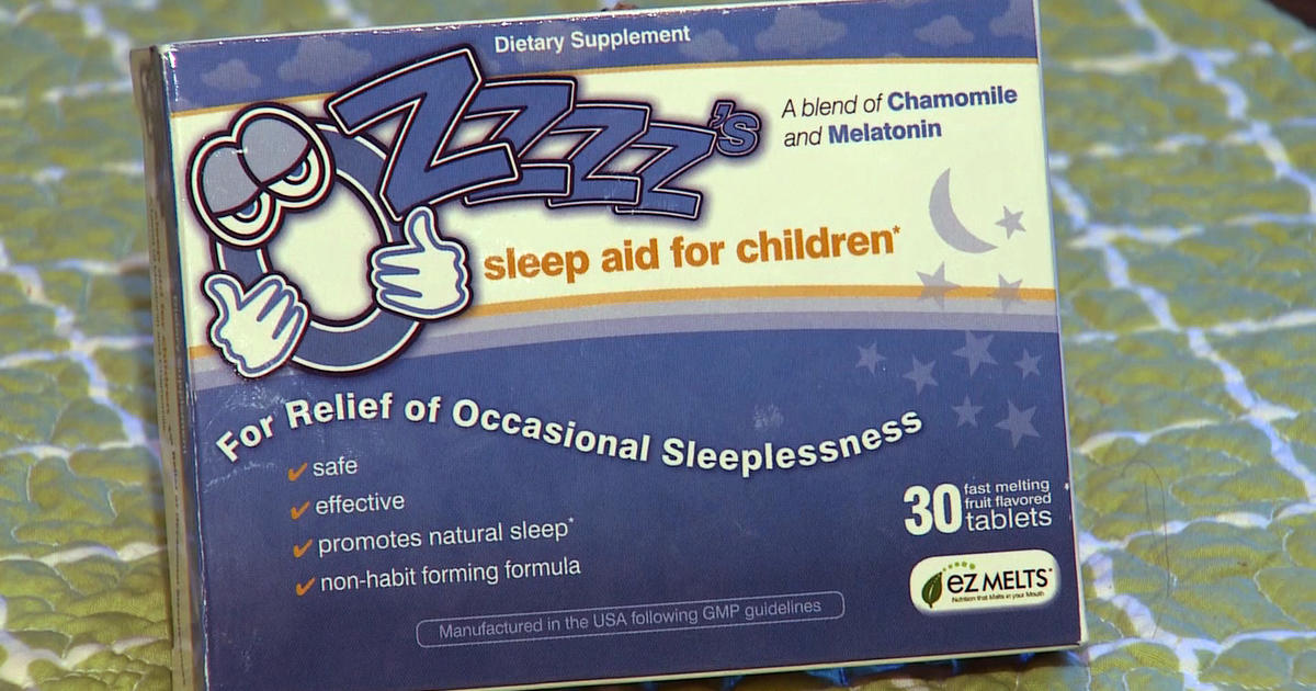 Parents use melatonin to get kids to sleep: Is it safe