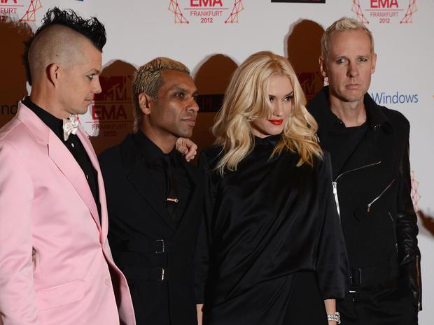MTV EMA 2012