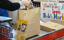 Calif. shoppers embrace plastic bag ban