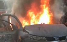 New airstrikes kill at least three in Gaza