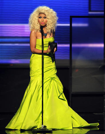 AMAs 2012: Show highlights