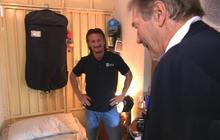 A peek inside Sean Penn's second home