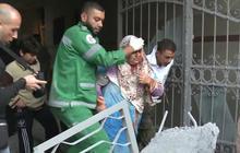 Biggest night of bombing in Israeli, Gaza attacks
