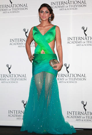 International Emmys 2012