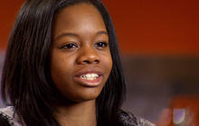Gabby Douglas on the moment she almost quit gymnastics
