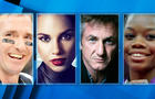Drew Brees, Alicia Keys, Sean Penn and Gabby Douglas