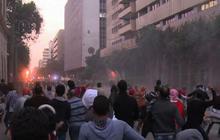 Egyptians protest Morsi power grab