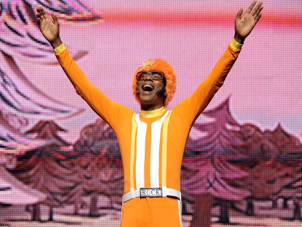 Celebs attend Yo Gabba Gabba! LIVE! in LA