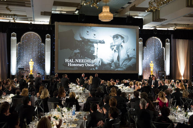 Oscar celebrates Governors Award recipients