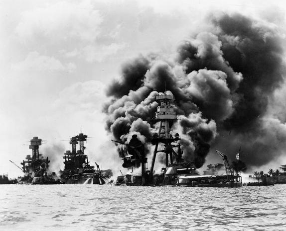 attack on pearl harbor usa in world war essay