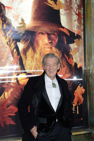"""The Hobbit"" premieres in New York"