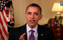 "Obama: Tax hike on wealthy only ""fiscal cliff"" deal I'll sign"