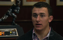 Heisman winner Manziel opens up about historic season