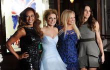Spice Girls musical's opening night