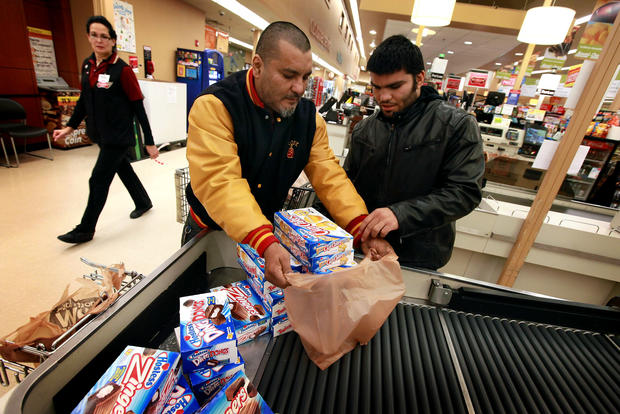 Last shipment of Hostess Twinkies