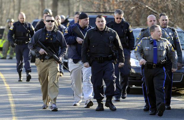 Elementary School Shooting - A look back: Sandy Hook