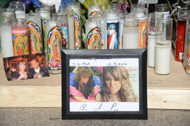 Fans mourn Jenni Rivera