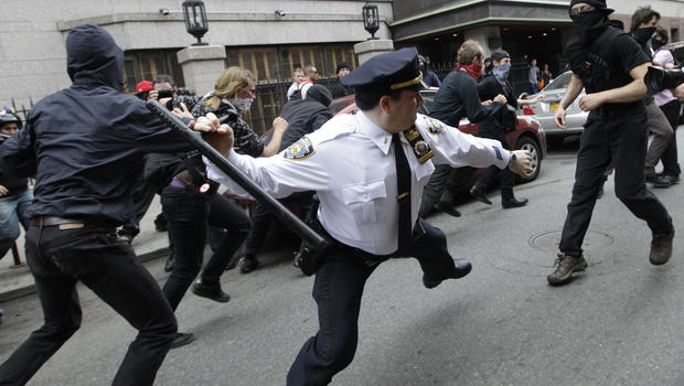 NYC Settles With Occupy Wall Street Protesters In Lawsuit CBS News - Occupy wall street us map