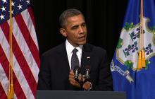 """""""We are not doing enough"""" to prevent these massacres, Obama says"""